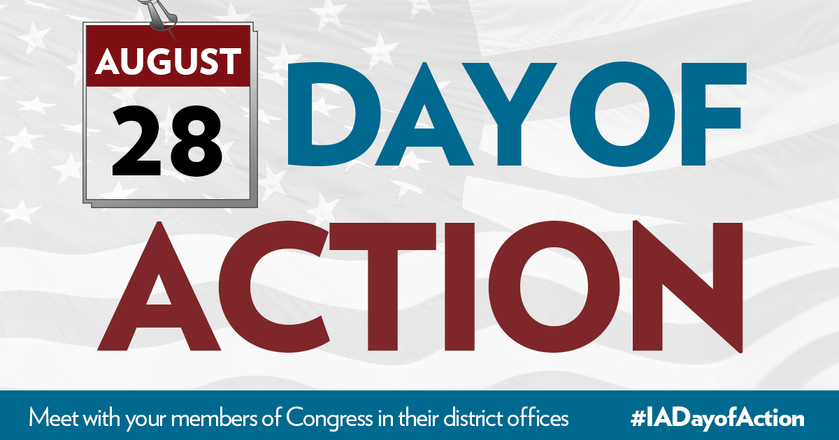 day of action august 28