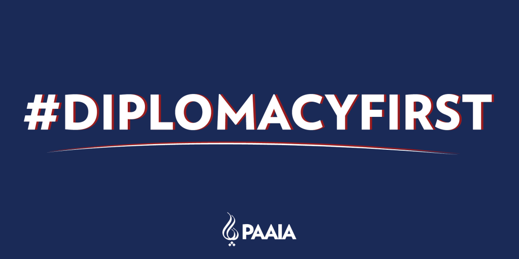 diplomacy first